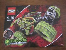 LEGO Racers Outdoor RC Challenger (8675)