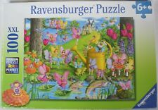 Ravensburger Jigsaw Puzzle Fairy Playland 19 x 14 100 XXL Perfect Age Fit NEW