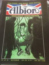 ALBION #2 & #3 of 6 Alan Moore - Back Issue