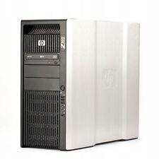 HP Z800 2x XEON x5650 2,66GHz 12xCORE / RAM 96GB DDR3 / QUADRO 2GB