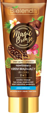 Bielenda Magic Bronze Moisturizing Bronzing Body Cream 2in1 - Light Skin 200ml