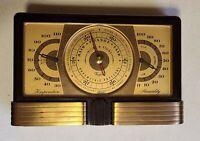 Vintage Taylor Art Deco Desktop Weather Station -  Mid 1920s