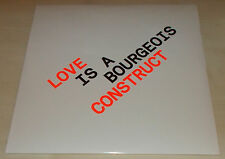 """PET SHOP BOYS-LOVE IS A BOURGEOIS CONSTRUCT-2013-UK VINYL 2x12"""" EP-NEW & SEALED"""