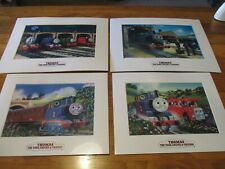Thomas The Tank Engine & Friends Chroma - Cel Complete set of 4 Certificate 1999