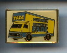 RARE PINS PIN'S ..  CAMION TRUCK WAGEN / RENAULT F. ¤3C