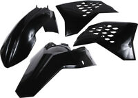 ACERBIS PLASTIC KIT (BLACK) 2082030001 MC FOR KTM