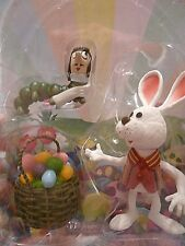 Peter Cottontail Easter Figure, Nip
