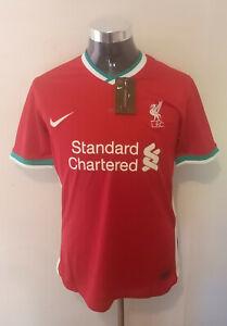 Liverpool  Jersey Salah 20/21 Nike New