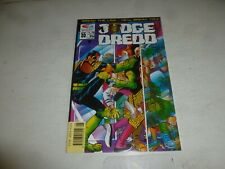 JUDGE DREDD Comic - No 55 - Fleetway Quality Comics