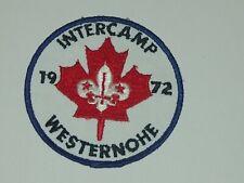 Intercamp - 1972 Westernohe