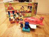 Lego Duplo Town 10590 Airport Set BRICKS Complete - Retired Set FREEPOST 100%