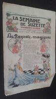 Revista Dibujada La Semana De Suzette que Aparecen El Jueves 1929 N º 20 ABE