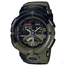 CASIO G-SHOCK x CHARI&CO Bicycle Limited Edition Watch GA-500K-3A | Cycle Fixie