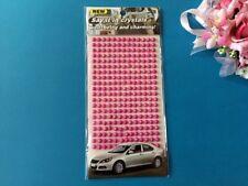 Adesivo ADESIVI PERLA piatto 375 x 5 mm carte fatte a mano inviti di nozze RS114