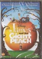 Disney James and the Giant Peach (DVD) BRAND NEW