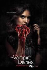 VAMPIRE DIARIES Poster NINA DOBREV Joseph Morgan PAUL WESLEY CW Ian Somerhalder
