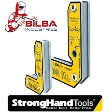 Strong Hand Tools Inside/Outside 90 Deg Welding Magnets- 2 pce Combo Set