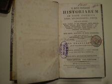 T.Livii Patavini HISTORIARUM ab ubre condita tomus quintus 1822 r