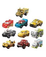 Disney Pixar Cars Mini Racers Derby Racers Series 10-Pack