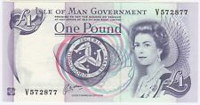More details for isle of man one pound note   bank notes   pennies2pounds