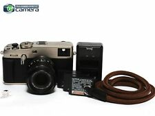 Fujifilm X-Pro3 Mirrorless Camera Dura Silver w/XF 23mm F2 R WR Lens *MINT*