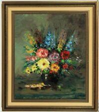 Peintures du XXe siècle et contemporaines encadrés acryliques nature morte