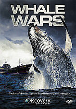 Whale Wars - Series 1 [DVD] [2008] - 4 Discs - EXCELLENT CONDITION