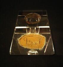 VTG Posselt Kristall Candle Holder - ½ Inch Aperture | FREE Delivery UK*