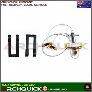 Portable Bow Press Compound Bow String Replacement Tool Sets Archery Tool Acc