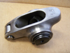 JEG'S Roller Rocker Arms SBC Stainless Steel 1.5 Ratio Spare PARTS ONLY 16 USED