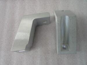 IPSCO Rear Anti-Toe Brackets for Dodge Viper | Set of 2 | GEN2 1996 - 2002