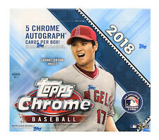 2018 Topps Chrome (1-200) Base - You Pick - Complete Your Set - Free Shipping