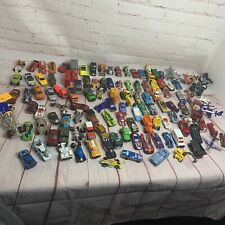 HOT WHEELS  And Other Cars 120 LOOSE LOT CARS TRUCKS From 70's To Current
