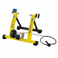 RAD Cycle Products RAD Pro Zone Smooth Magnetic Resistance Bike Trainer NEW