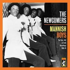 THE NEWCOMERS Mannish Boys -Stax Volt & Truth Recs 69-74 NEW SEALED 70s SOUL CD
