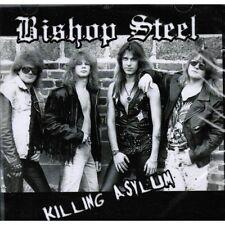 BISHOP STEEL Killing Asylum CD ( o18a ) 80ties US-Metal 162245