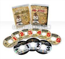 Demian Maia Science of Jiu-Jitsu 1 & 2 Combo pack! NEW!