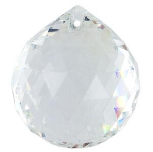 Swarovski Teardrop Sphere 8290 Crystal Glass Genuine Element Lead Free Hanging