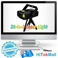 20in1 Mini  Laser Light Lighting Projector KTV DJ Disco Stage Gift Party  Club