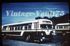 Duplicate Slide Bus Mack 3009 Sts Surface Transit New York City 1950'S Bronx