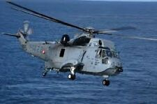 CH-124 Sea King Agusta CH124 Helicopter Wood Model Replica Small Free Shipping