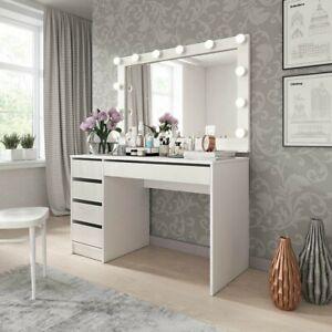 Schminktisch Adami Schreibtisch Modern Design Elegante Kollektion Stilvoll M24