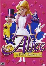 Alice au Pays des Merveilles - DVD Zylo NEUF