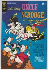 L0092: Uncle Scrooge #82, Gold Key, VF-NM