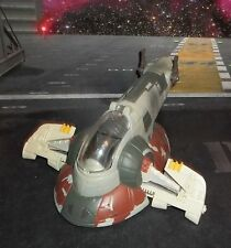 STAR WARS ACTION FLEET SERIES I BOBA FETT'S SLAVE 1 SHIP