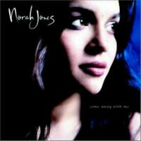 NORAH JONES Come Away With Me VINYL LP BRAND NEW