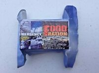 1 Day Survival Bar 1200 Calorie Emergency Food Rations Bug-Out-Bag Hiking Camp