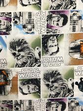 Star Wars - Character Block - Fabric Material