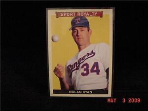 2009 UD Goudey Sports Royalty SR #230 Nolan RYAN SP