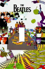 THE BEATLES YELLOW SUBMARINE LIGHT SWITCH PLATE COVER